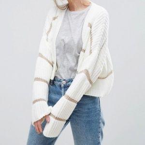 ASOS Sweater Cardigan